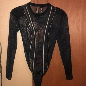 Victoria's Secret see through bodysuit
